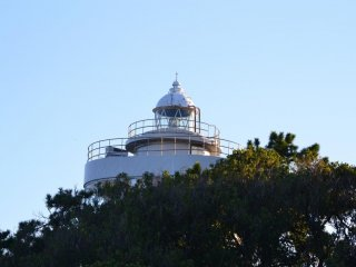 The lighthouse at the Jogasaki Coast