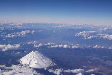 วิวสวยๆ ของภูเขาฟูจิ