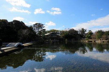 Le Jardin Tokugawa-en à Nagoya