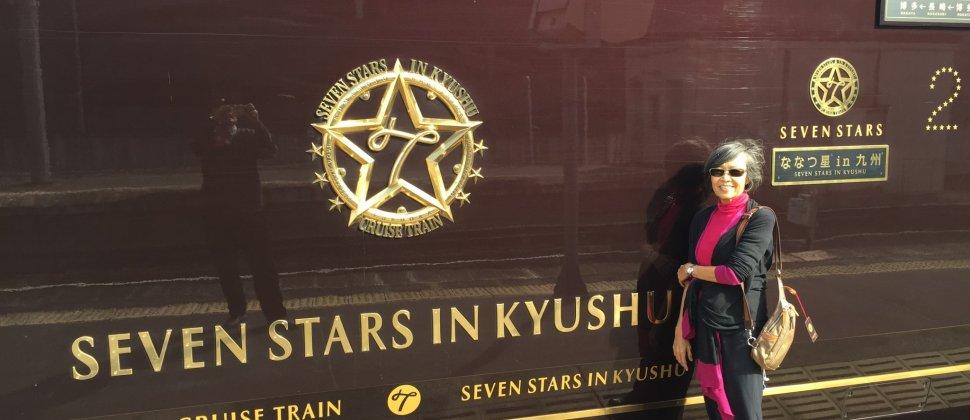รถไฟสุดสำราญ The Seven Stars in Kyushu