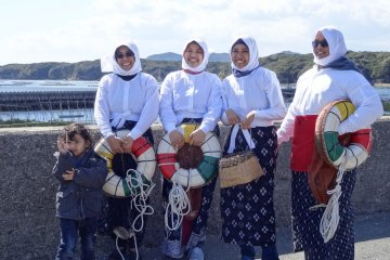 Muslim-friendly Tour in Ise-Shima