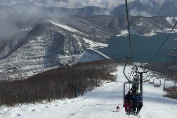 Ski Guide: Nagano, Niigata & Gunma