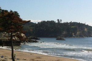 Beautiful Coastline at Matsushima Bay