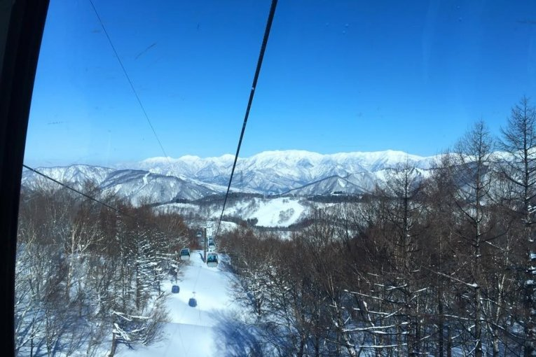Niigata's Wada-Goya Mountain Hut