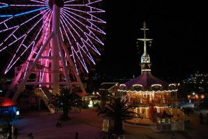 Kobe fairground charm