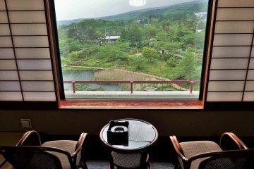 Fukushima's Hekizantei Ryokan-Hotel
