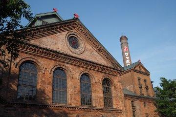 Le Musée de la Bière Sapporo