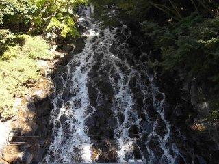 The impressive cascade