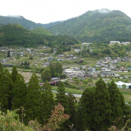 Kumano Kodo Overnight-Stay in Chikatsuyu-oji