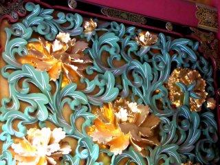 Beautiful golden flowers