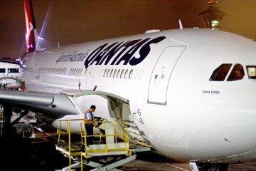 Qantas to Fly Melbourne–Narita