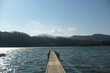 Izu's Lake Ippeki