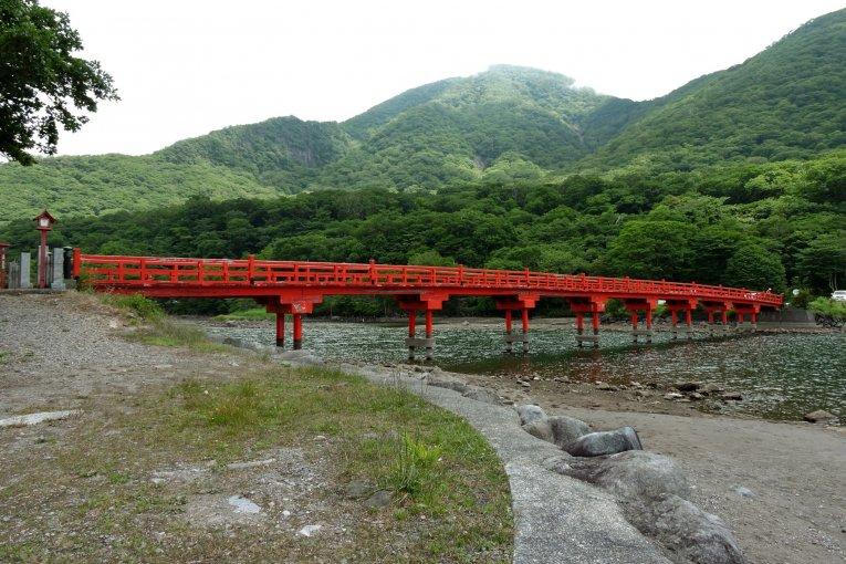 Lake Onuma and Akagi Shrine