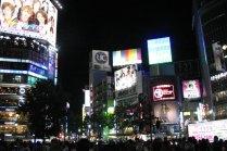 Shibuya de Nuit
