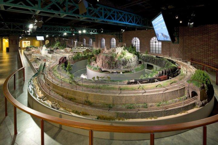 Hara Model Railway Museum, Yokohama