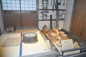 Edo exhibitions in Okayama Castle