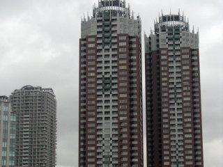 Skyscrapers of Odaiba