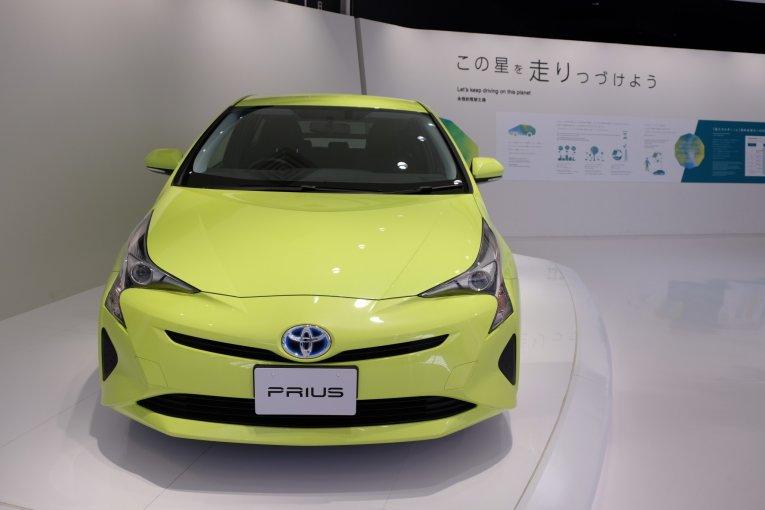 Toyota Plant Tour