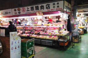 Makishi Markets - the start of the paddock to plate food tour and cooking class