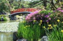 สวน Nakatsu Banshoen ในมะรุกะเมะ