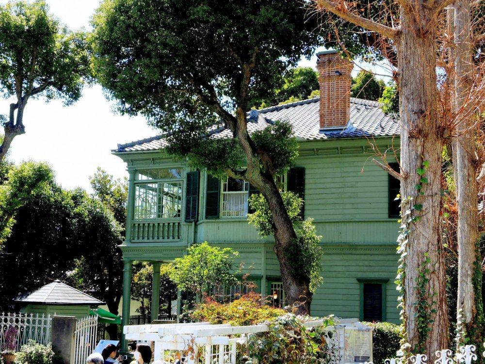 Moegi House