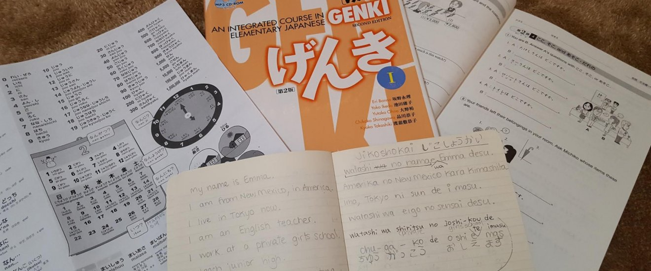My study materials.