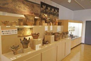 5000 years of history at Najomon in Tsunan