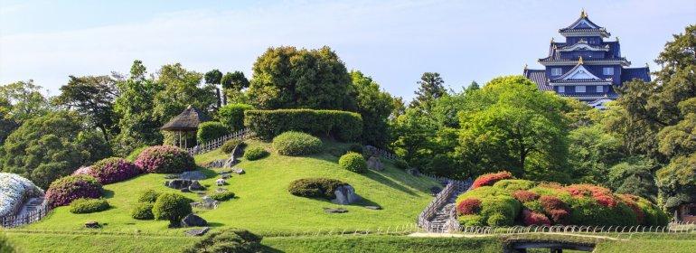 Visit Okayama