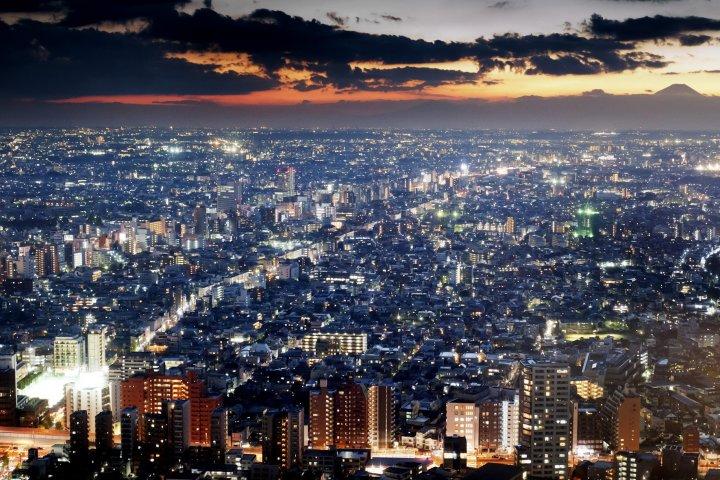 Tokyo Metropolitan Government Tower