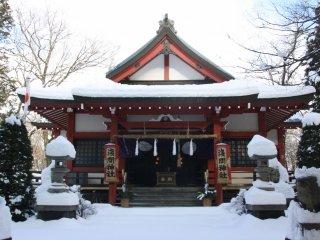 Le sanctuaire Yamanaka Sengen