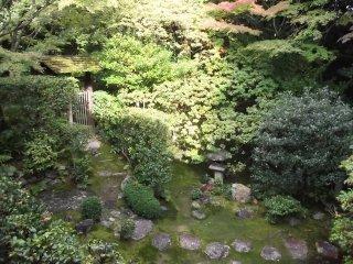 The Garden of Wabi is a beautifully relaxing sight