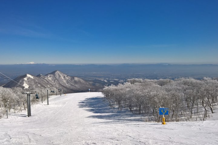 Geto Kogen, Ski and Resort