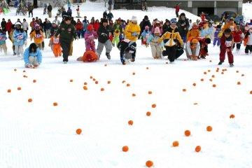 Lễ hội mùa đông Karurusu Onsen
