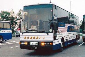 Le bus Jupiter Tohoku