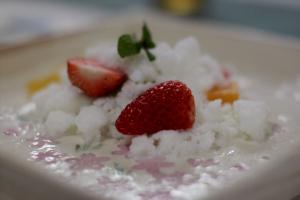 Ochiairou Murakami - Shaved ice of local Tanna milk