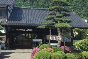 Kamesei Ryokan Building