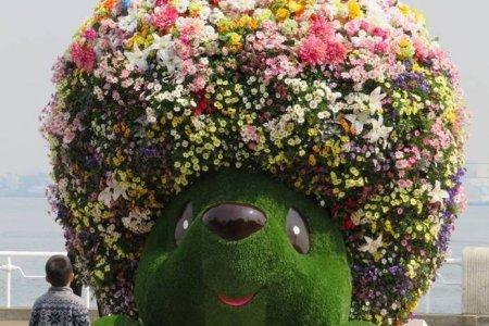 Yokohama Garden Necklace Fair 2017