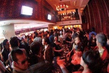 Clubbing in Roppongi