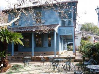 No.13, Higashiyamate, Nagasaki - This Western-style house is now a cafe