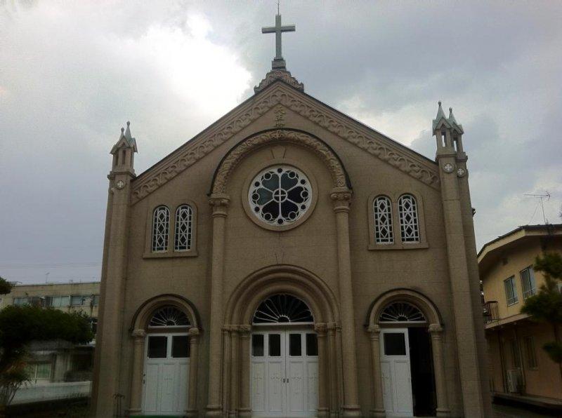 Miyazu Japan  city photos gallery : ... Miyazu Catholic Church Kyoto Japan Travel Tourism Guide, Japan