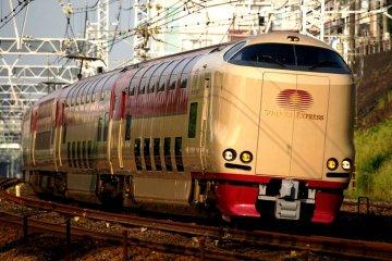 Takamatsu to Tokyo by Train