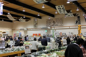 Saisaikite-ya Farmer's Market