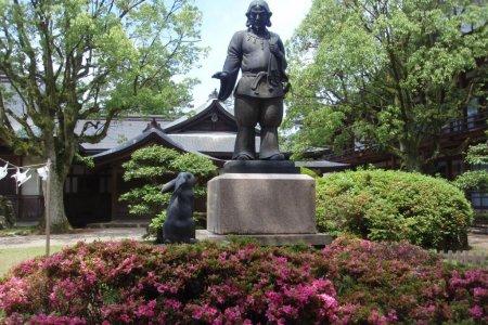 O Grande Santuário Izumo Taisha