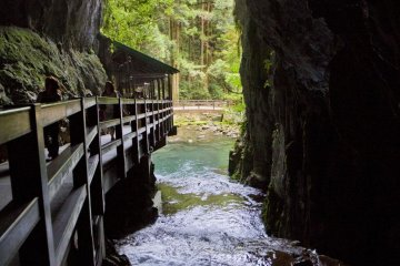La Grotte d'Akiyoshi