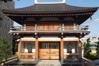 Jigan-ji Temple in Tokyo