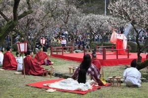 Kyokusui-no-en Festival