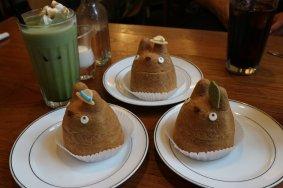 Shiro Hige: The Cutest Cream Puffs in Town