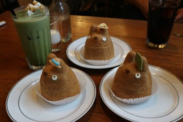 Shirohige: The Cutest Cream Puffs in Town