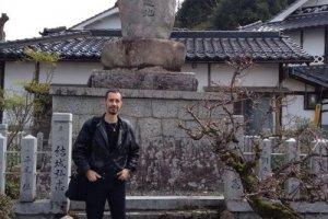 Birthplace of Miyamoto Musashi, (Excuse the fanatic)
