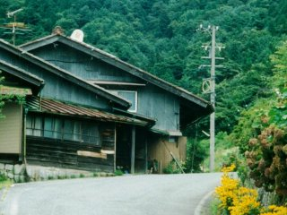 มีอะไรรออยู่ตรงโค้งหน้าสู่หมู่บ้านซึตมะโกะ